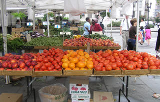 Borough Hall Greenmarket