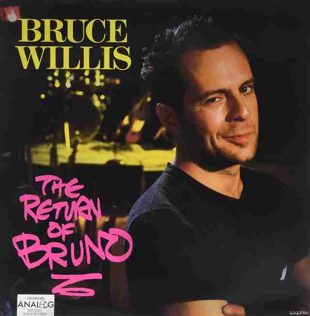 Bruce Willis, Album