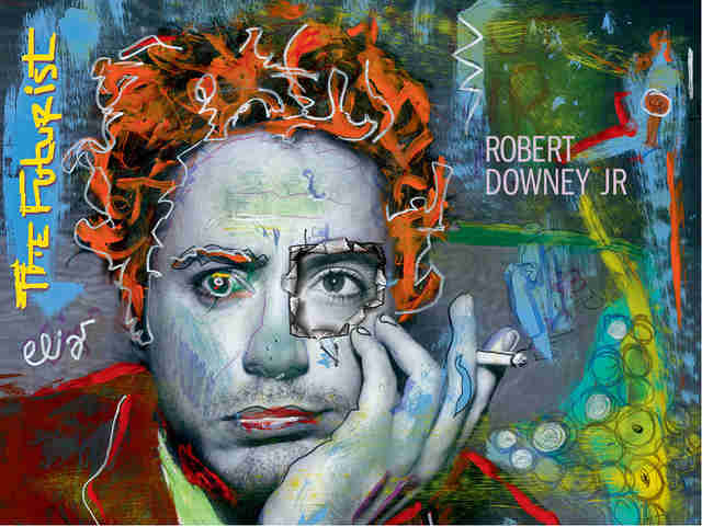 Robert Downey Jr., Album