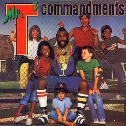 Mr. T, Album