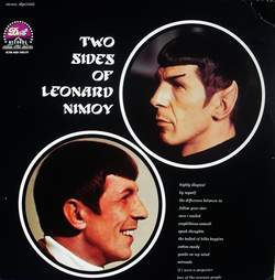 Leonard Nimoy, Two Sides of Leonard Nimoy