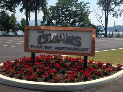 Cedar's Floating Restaurant in Idaho