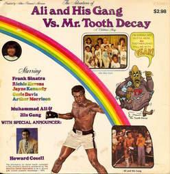 Muhammad Ali, Album