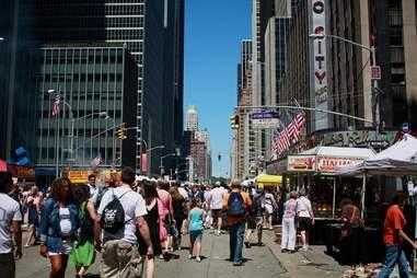 new york street fair