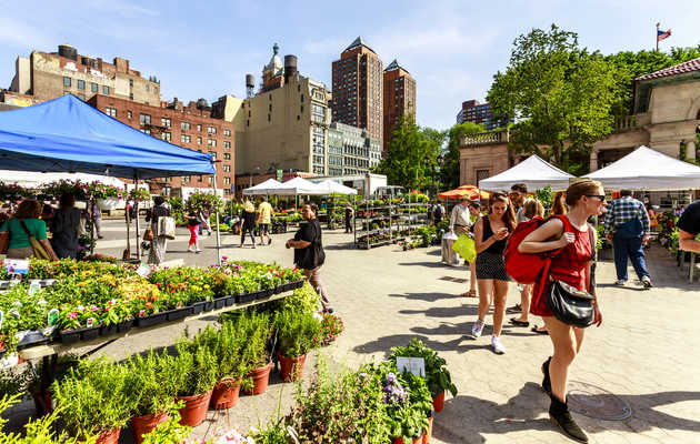 The Definitive Guide to NYC's Major Farmers Markets