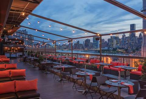 Best Rooftop Restaurants in NYC Thrillist