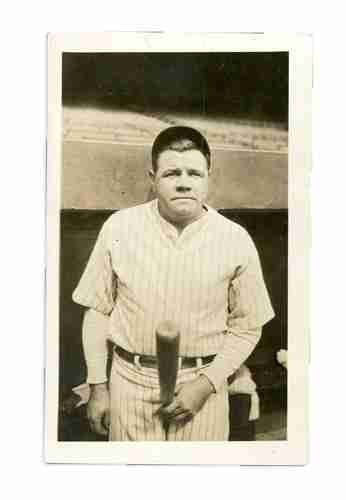 Babe Ruth dick pic