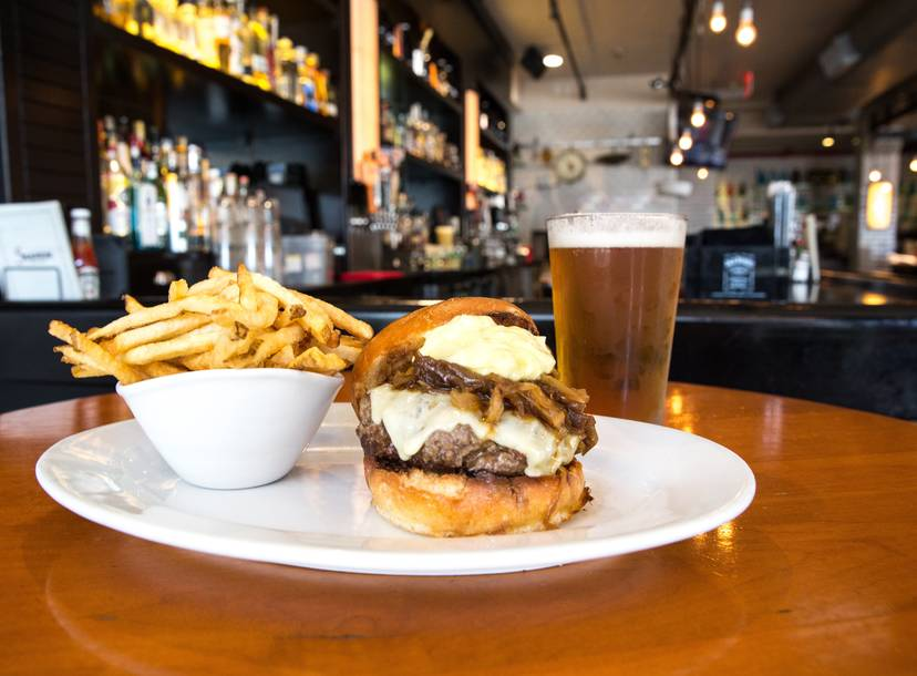 Perfect Burger And Beer Pairings To Try Thrillist