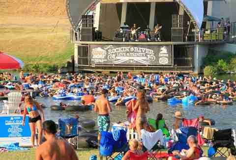 Rockin on the River Ft. Worth