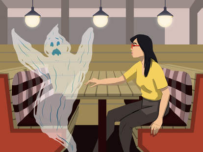 ghosting in relationships