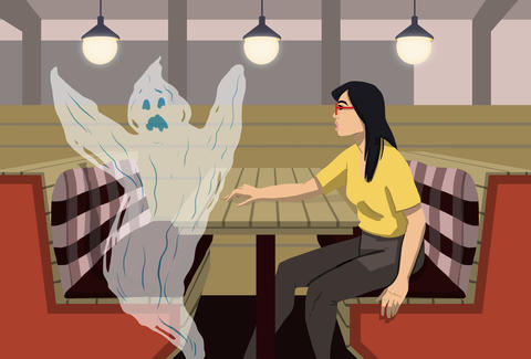 Alternatives to Ghosting Someone in Dating - Thrillist