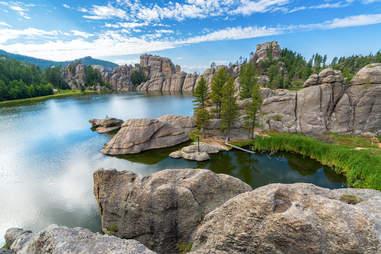 The Black Hills in South Dakota