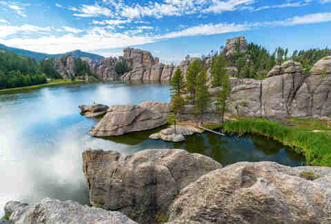 The Black Hills in South Dakota