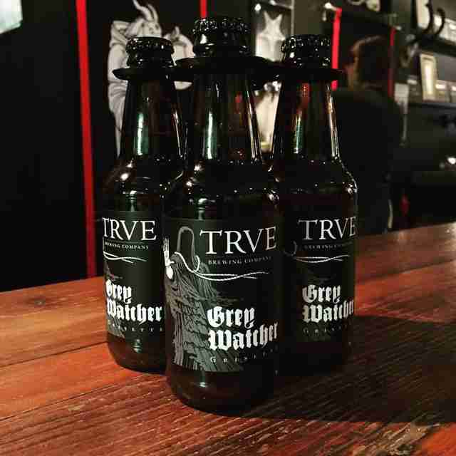 TRVE Brewing Grey Watcher
