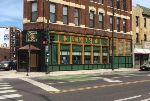 Emmit's Irish Pub in Chicago