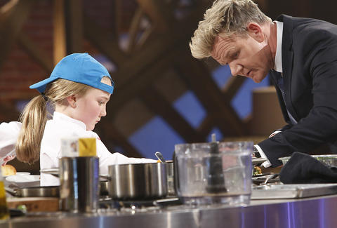 MasterChef Jr Addison