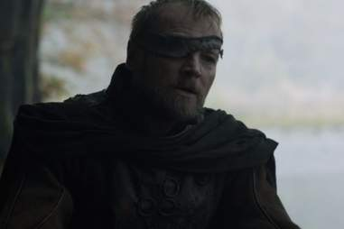 Beric Dondarrion on game of thrones