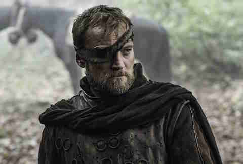 beric season 6 game of thrones
