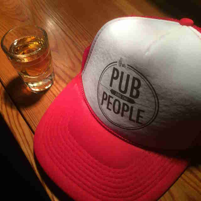Pub and the People