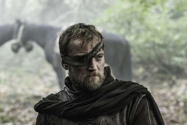 Richard Dormer as Beric Dondarrion returns to Game of Thrones
