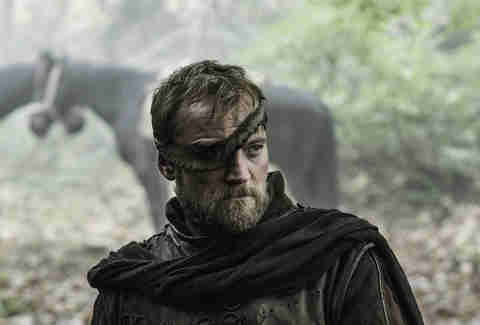 Richard Dormer as Beric Dondarrion returns to Game of Thrones