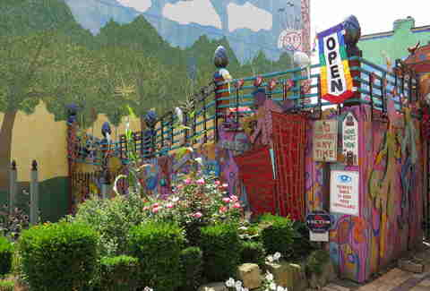 Randyland in Pittsburgh
