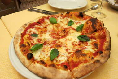 pizza rome
