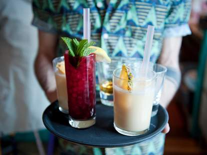 Glady's cocktails