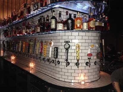 Beat of Bourbon bar
