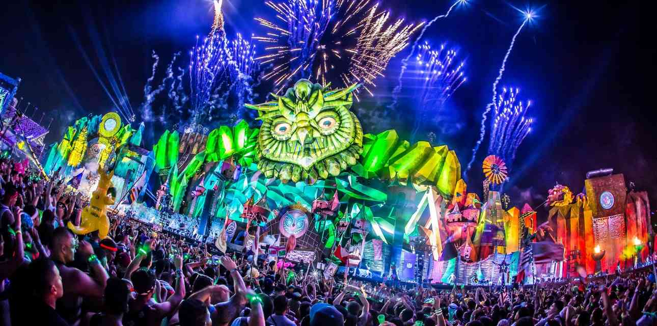 Everything You Never Knew About Vegas\' Electric Daisy Carnival, Back This Weekend