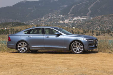 The 2017 Volvo S90 Is One Sexy Car