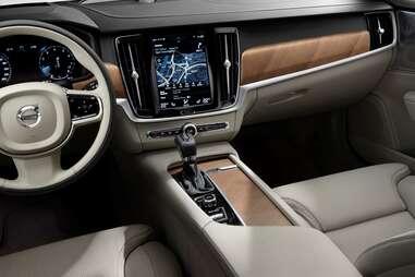 2017 Volvo S70 Interior
