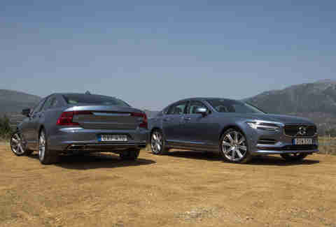 The S90 and V90 are worthy of your money