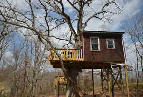 Timber Ridge Outpost in Illinois