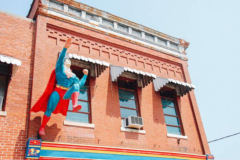 Superman in Illinois