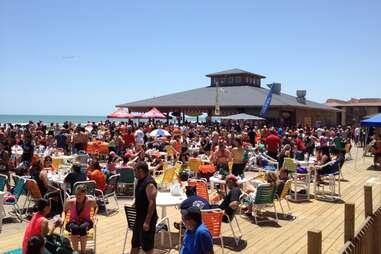 Clayton's Beach Bar and Grill texas