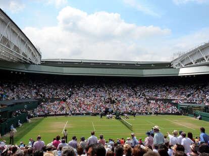 Wimbledon 2016 Drinking Game