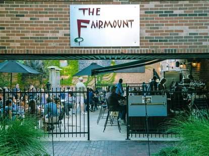 The Fairmount Cocktail Bar