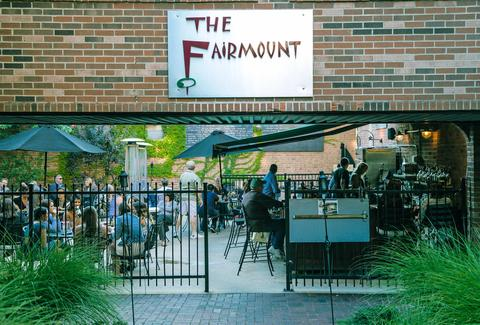 The Fairmount Cocktail Bar