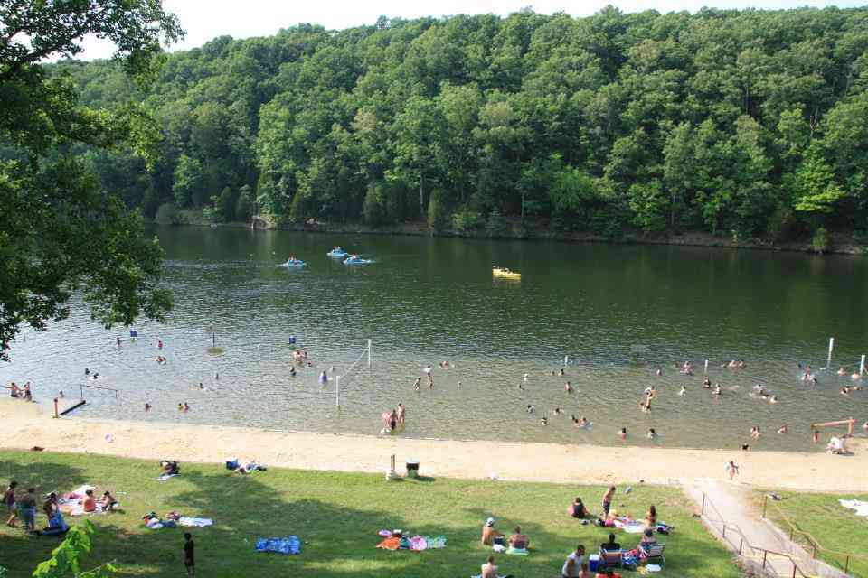 Best Swimming Holes in Tennessee - Lakes, Rivers, Waterfalls