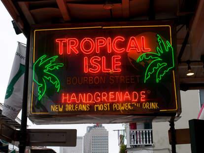 Hand Grenade Trademark Lawsuit