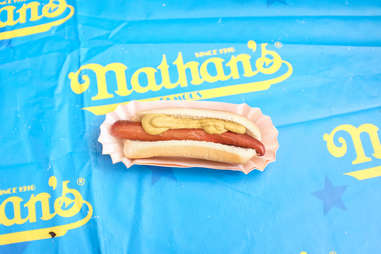 Nathan's Hot Dogs Coney Island