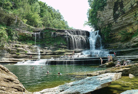 Best Swimming Holes In Tennessee Lakes Rivers