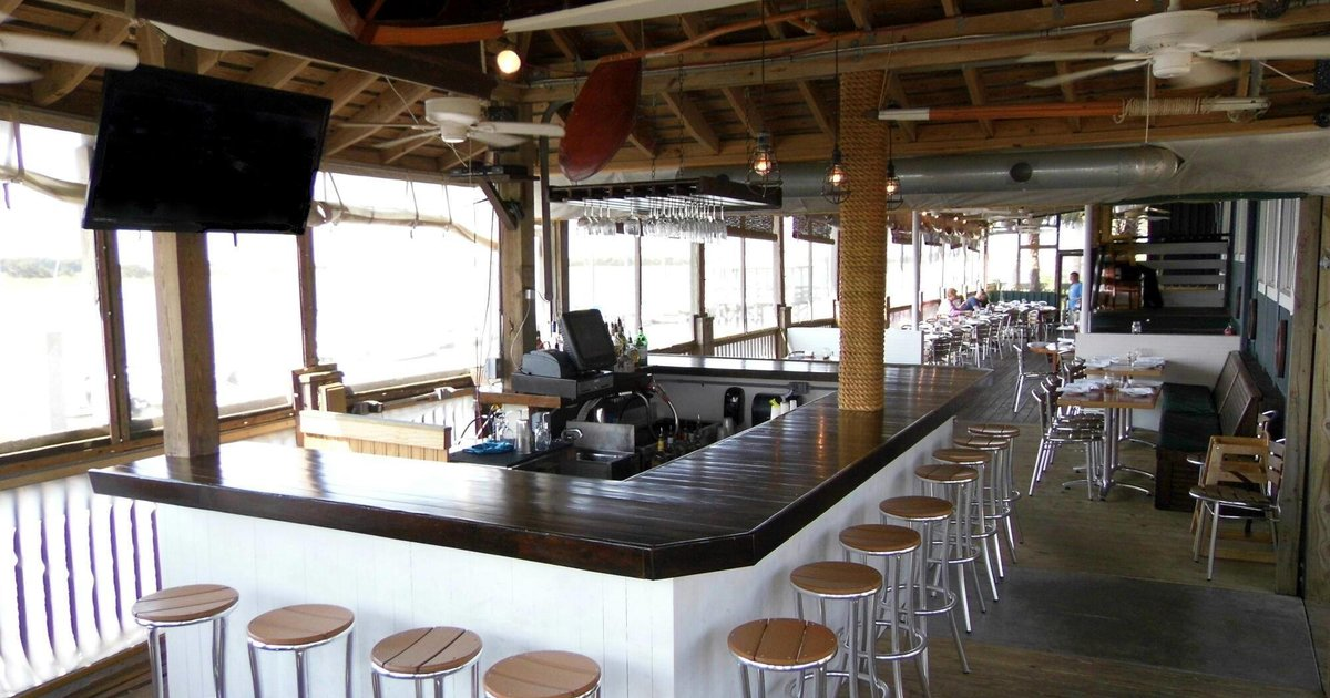 The Boathouse At Breach Inlet A Charleston SC Bar