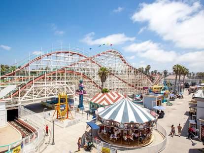 Belmost Park amusements