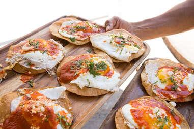 brunch tostadas