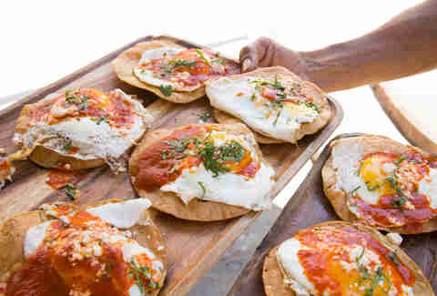 brunch tostadas