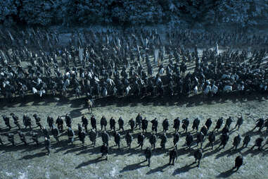 Game of Thrones Bolton Army in Battle of the Bastards