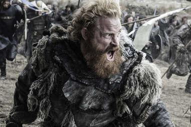 Kristofer Hivju as Tormund Giantsbane in Battle of the Bastards