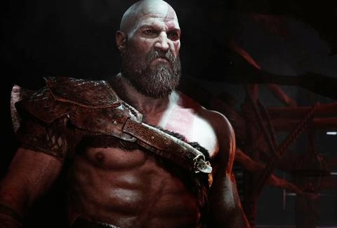 god of war ps4 e3 debut